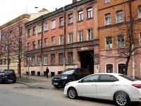 Центральный район, улица Воронежская, дом 12. многоквартирный дом