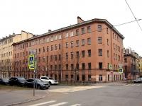 Центральный район, улица Воронежская, дом 13. многоквартирный дом