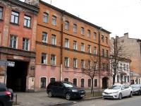 Центральный район, улица Воронежская, дом 14. многоквартирный дом