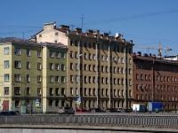 Центральный район, улица Воронежская, дом 15-17. многоквартирный дом