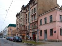 Центральный район, улица Тюшина, дом 7. многоквартирный дом