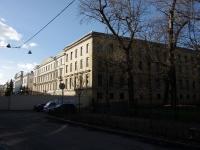 Центральный район, улица Госпитальная, дом 3 ЛИТ А. офисное здание