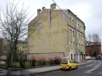 Центральный район, улица Днепропетровская, дом 3. многоквартирный дом