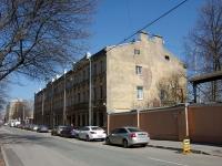 Центральный район, улица Днепропетровская, дом 6. многоквартирный дом