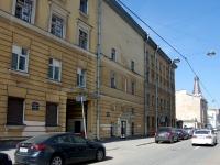Центральный район, улица Днепропетровская, дом 31. офисное здание