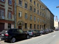 """Центральный район, улица Днепропетровская, дом 33. офисное здание """"Магистраль"""""""