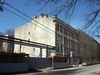 Центральный район, улица Днепропетровская, дом 35. многоквартирный дом