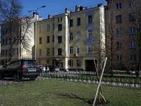 Центральный район, улица Днепропетровская, дом 43. многоквартирный дом