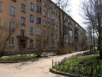 Центральный район, улица Днепропетровская, дом 45. многоквартирный дом