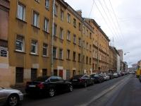Центральный район, Транспортный переулок, дом 9. многоквартирный дом