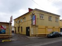 Центральный район, Транспортный переулок, дом 10. многофункциональное здание