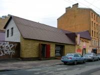 Центральный район, кафе / бар On Lunch, Транспортный переулок, дом 15