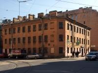 Центральный район, Перекупной переулок, дом 11. многоквартирный дом