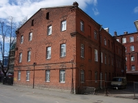 Центральный район, улица Красного Текстильщика, дом 13 к.3. многоквартирный дом