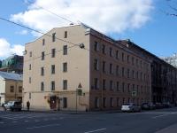 Центральный район, улица Красного Текстильщика, дом 13. офисное здание
