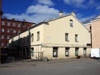 Центральный район, улица Красного Текстильщика, дом 13Б. многофункциональное здание