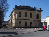 Центральный район, проезд Лаврский, дом 3. офисное здание