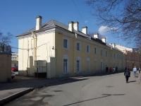 Центральный район, проезд Лаврский, дом 5. офисное здание