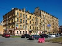 Центральный район, улица Роменская, дом 4. многоквартирный дом
