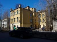 Центральный район, улица Роменская, дом 8. многоквартирный дом
