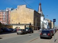Центральный район, улица Роменская, дом 13. многоквартирный дом