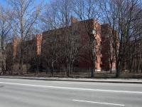 Центральный район, улица Миргородская, дом 3 ЛИТ Р. больница Клиническая больница им. Боткина