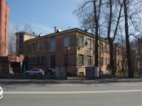 Центральный район, улица Миргородская, дом 3 ЛИТ Я. больница Городская наркологическая больница
