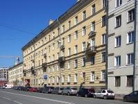 Центральный район, улица Миргородская, дом 10. многоквартирный дом
