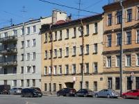 Центральный район, улица Миргородская, дом 14. многоквартирный дом