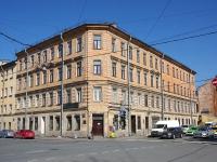 Центральный район, улица Миргородская, дом 16. многоквартирный дом