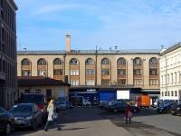 Центральный район, проезд Полтавский, дом 9А. офисное здание