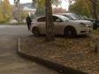 Екатеринбург, ул. Колхозников, 50: условия парковки возле дома