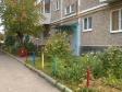 Екатеринбург, ул. Колхозников, 89: приподъездная территория дома