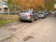 Екатеринбург, ул. Колхозников, 89: условия парковки возле дома