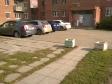 Екатеринбург, Bisertskaya st., 2Б: условия парковки возле дома