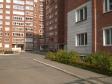 Екатеринбург, ул. Бисертская, 29: приподъездная территория дома