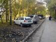Екатеринбург, проезд. Решетникова, 7: условия парковки возле дома