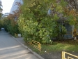 Екатеринбург, ул. Амундсена, 74: приподъездная территория дома