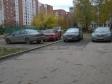 Екатеринбург, ул. Серова, 27: условия парковки возле дома
