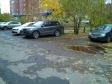 Екатеринбург, ул. Московская, 229: условия парковки возле дома