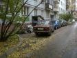 Екатеринбург, ул. Московская, 225/1: условия парковки возле дома