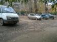 Екатеринбург, ул. Менжинского, 1А: условия парковки возле дома