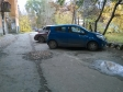 Екатеринбург, ул. Менделеева, 2А: условия парковки возле дома
