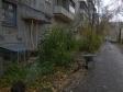 Екатеринбург, пер. Трактористов, 17: приподъездная территория дома