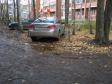 Екатеринбург, пер. Трактористов, 17: условия парковки возле дома