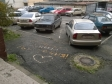 Екатеринбург, ул. Фрунзе, 24: условия парковки возле дома