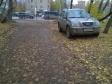 Екатеринбург, ул. Белинского, 118: условия парковки возле дома