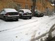 Екатеринбург, ул. Симферопольская, 21: условия парковки возле дома
