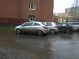 Екатеринбург, ул. Ясная, 18: условия парковки возле дома