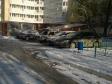 Екатеринбург, ул. Альпинистов, 24А: условия парковки возле дома